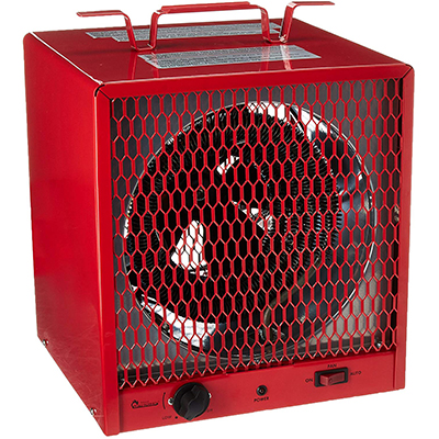 9. Dr. Infrared Heater DR-988 Garage Heater