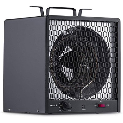 6. NewAir G56 5600 Watt Garage Heater