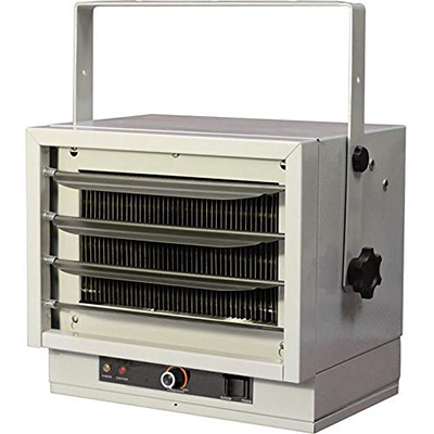 7. Comfort Zone 7500 Watt Electric Heater