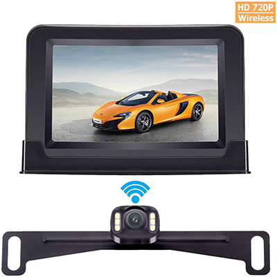 2. Amtifo Wireless Backup Camera Backup