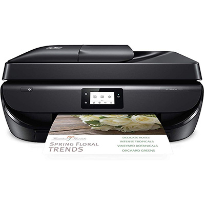5. HP OfficeJet 5255 Wireless All-in-One Printer