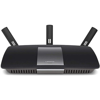 9. Linksys AC1900 Wi-Fi Wireless Dual-Band+ Router