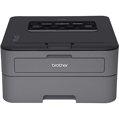 4. Brother Monochrome Laser Printer, HL-L2300D