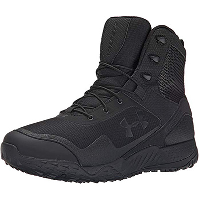 2. Under Armour Men's Valsetz RTS Military and Tactical Boot