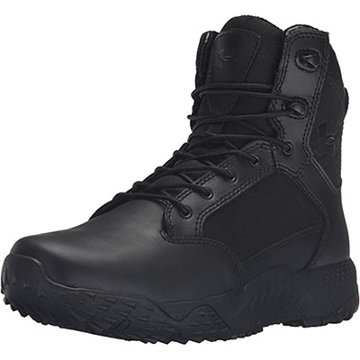 6. Under Armour Women's Stellar Military and Tactical Boot