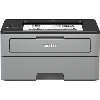 1. Brother Compact Monochrome Laser Printer, HL-L2350DW