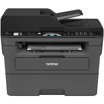 2. Brother Monochrome Laser Printer, MFCL2710DW