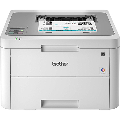 6. Brother HL-L3210CW Compact Digital Printer