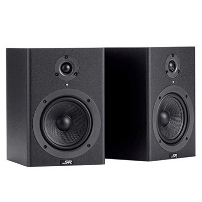 9. Monoprice Stage Right (605500) Studio Monitor Speakers