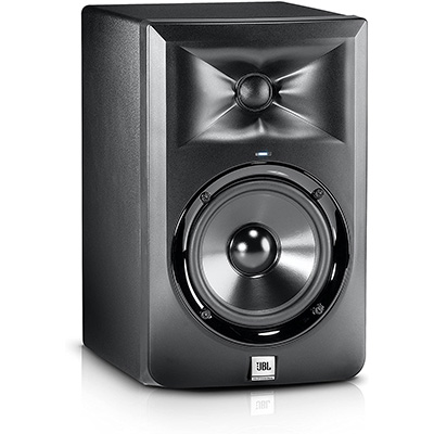 4. JBL First-Generation Professional LSR305 Powered Studio Monitor