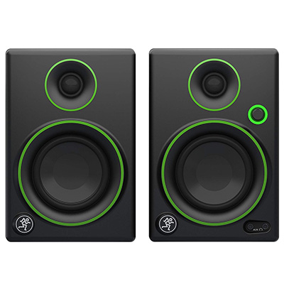 2. Mackie Studio Monitor, 3-inch (CR3)