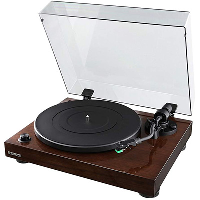 8. Fluance RT81 High Fidelity Vinyl Turntable Record Player